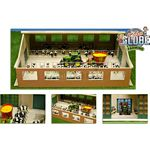 Luxury Cattle Shed - Kids Globe - 1:32 scale  (Kids Globe 610693)