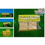Rectangular Bales (Set of 4)