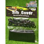 Plastic Silo Cover And 50 Tyres - Kids Globe - 1:32 scale  (Kids Globe 611884)