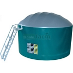 Bio Gas Installation Tank