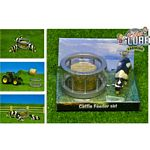 Cattle Feeder Set - Kids Globe - 1:32 scale  (Kids Globe 571961)