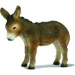 Donkey Foal - Schleich World of Nature - Farm Life  (Schleich 13268)