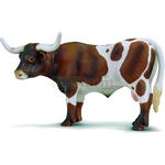 Texas Longhorn Bull - Schleich World of Nature - Farm Life  (Schleich 13275)