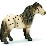 Falabella Gelding - Schleich World of Nature - Farm Life  (Schleich 13278)