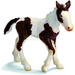 Tinker Foal - Schleich World of Nature - Farm Life  (Schleich 13295)