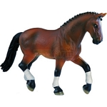 Hanoverian Mare, dressage - Schleich World of Nature - Farm Life  (Schleich 13296)