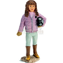 Rider with Jacket - Schleich World of Nature - Farm Life People (Schleich 13456)