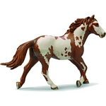 Pinto Stallion - Schleich World of Nature - Farm Life  (Schleich 13616)