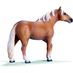 Palomino Stallion - Schleich World of Nature - Farm Life  (Schleich 13618)