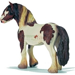 Tinker Stallion - Schleich World of Nature - Farm Life  (Schleich 13625)