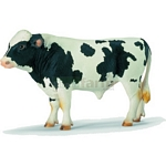 Holstein Bull - Schleich World of Nature - Farm Life  (Schleich 13632)