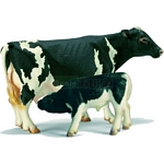 Holstein Cow - Schleich World of Nature - Farm Life  (Schleich 13633)