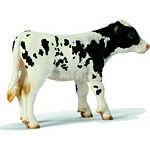 Holstein Calf - Schleich World of Nature - Farm Life  (Schleich 13634)