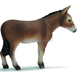 Donkey - Schleich World of Nature - Farm Life  (Schleich 13644)
