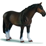 Hanoverian Stallion - Schleich World of Nature - Farm Life  (Schleich 13649)