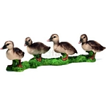 Ducklings - Schleich World of Nature - Farm Life  (Schleich 13655)