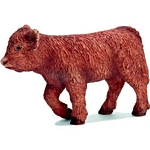 Scottish Highland Calf - Schleich World of Nature - Farm Life  (Schleich 13660)