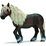 Black Forest Stallion - Schleich World of Nature - Farm Life  (Schleich 13663)