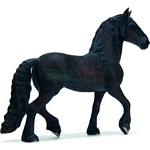 Frisian Stallion - Schleich World of Nature - Farm Life  (Schleich 13667)
