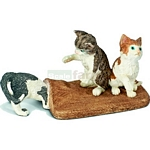 Kittens - Schleich World of Nature - Farm Life  (Schleich 13674)