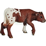 Texas Longhorn Calf - Schleich World of Nature - Farm Life  (Schleich 13684)