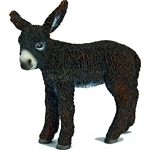 Poitou Donkey Foal - Schleich World of Nature - Farm Life  (Schleich 13686)
