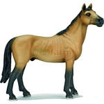 Akhal-Teke Stallion - Schleich World of Nature - Farm Life  (Schleich 13690)