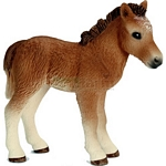 Dartmoor Pony Foal - Schleich World of Nature - Farm Life  (Schleich 13691)