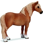Dartmoor Pony Stallion - Schleich World of Nature - Farm Life  (Schleich 13692)