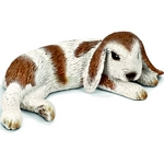 Dwarf Lop, lying - Schleich World of Nature - Farm Life  (Schleich 13697)