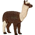 Alpaca Mare - Schleich World of Nature - Farm Life  (Schleich 13704)