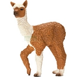 Alpaca Foal - Schleich World of Nature - Farm Life  (Schleich 13705)