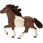 Icelandic Pony Stallion - Schleich World of Nature - Farm Life  (Schleich 13707)