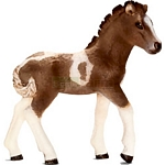 Icelandic Pony Foal - Schleich World of Nature - Farm Life  (Schleich 13709)