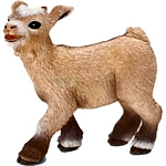 Dwarf Goat Kid, bleating - Schleich World of Nature - Farm Life  (Schleich 13717)