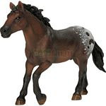 Appaloosa Stallion - Schleich World of Nature - Farm Life  (Schleich 13732)