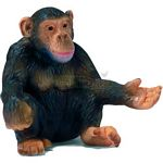 Chimpanzee, Female - Schleich World of Nature - Wild Life  (Schleich 14191)