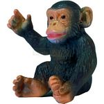 Chimpanzee Cub - Schleich World of Nature - Wild Life  (Schleich 14192)
