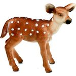 White-tailed Fawn - Schleich World of Nature - Wild Life  (Schleich 14256)