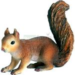 Squirrel - Schleich World of Nature - Wild Life  (Schleich 14367)