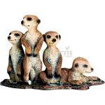Meerkat Pups - Schleich World of Nature - Wild Life  (Schleich 14388)