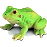 Frog - Schleich World of Nature - Small Pets  (Schleich 14407)