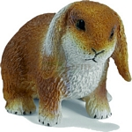 Dwarf Lop - Schleich World of Nature - Small Pets  (Schleich 14415)