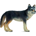 Wolf - Schleich World of Nature - Wild Life  (Schleich 14605)