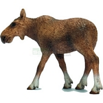 Moose Cow - Schleich World of Nature - Wild Life  (Schleich 14620)