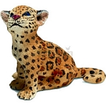 Jaguar Cub - Schleich World of Nature - Wild Life  (Schleich 14622)