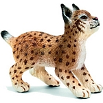 Lynx Cub - Schleich World of Nature - Wild Life  (Schleich 14628)
