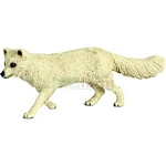 Arctic Fox - Schleich World of Nature - Wild Life  (Schleich 14638)