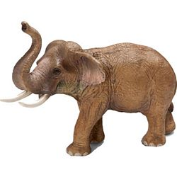 Asian Elephant, Male - Schleich World of Nature - Wild Life (Schleich 14653)