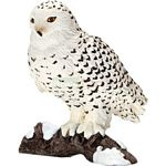 Snowy Owl - Schleich World of Nature - Wild Life  (Schleich 14671)